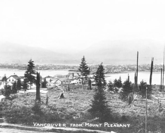 We find the history of Vancouver fascinating. How's it evolved and grown - with hiccups along the way. I mean, can you imagine if we actually had a highway going through town? We digress, this place is amazing and seeing the humble beginnings really gives a great perspective on just how beautiful and amazing this place is that we call home. Photo via: @mountpleasantbia