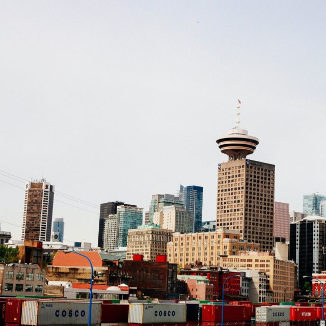 The Vancouver skyline is looking a little different lately, but we're okay with that. In the immortal words of Joni Mitchell - you don't know what you've got til it's gone. So we'll patiently wait for you to come back to us, you beauty! #ResidentExperts