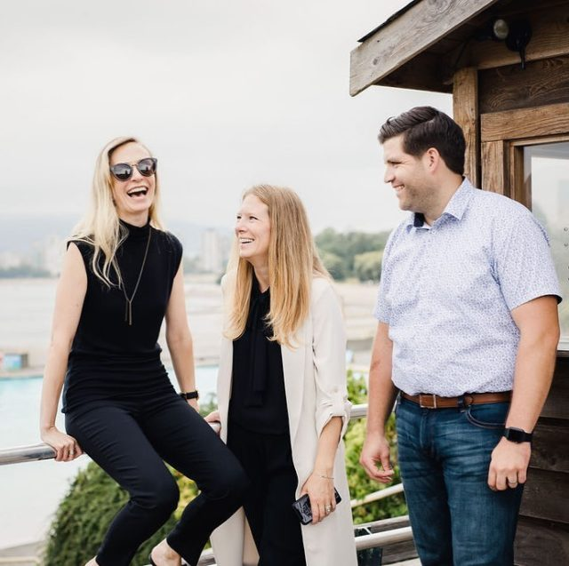 Sometimes you just have to laugh! The market is nuts and we're working a ton, so we couldn't be more thankful to work with each other. Blowing some steam off is key to keeping sane. Right? #ResidentExperts