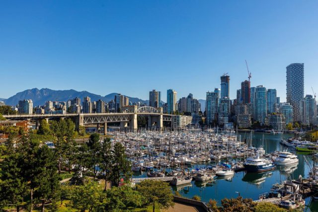 The beauty of this city never ceases to amaze us! Our city is clean, modern and efficient. From stunning city skylines, breathtaking harbour and sweeping mountain views there is no wonder Vancouver is one of the most beautiful places to call home and rated the best standard of living, time and time again. Shot from Granville Island by @barnowlphoto #ResidentExperts
