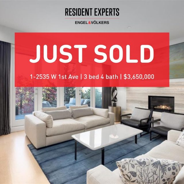 Just sold!  • •  Properties like this rarely come on the market! It took quick decision making for our clients to snatch this stunning property. With multiple offers on the table and presenting a well-written contract we were able to secure this stunning property for our clients, who have been patiently waiting to purchase North of 4th Street for quite some time! Huge thank you to @erin.realestate for giving us the opportunity.   📍 1-2535 W 1st Ave 