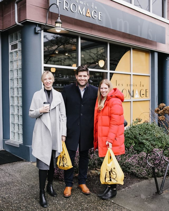 At the risk of sounding cheesy, we're all smiles for spring weather! | Vancouver is blooming with the weather and the spring market is the most active time of year. Buyers are actively looking for a new place to call home and if you've been thinking about selling, now could be the right time! Ps - if you're looking for the best cheese shop in the city, @cheese_ladf is #TheResidentExperts go-to.