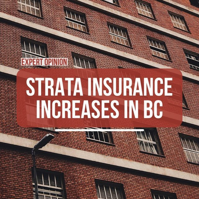 There have been a few articles circulating recently which are setting off alarm bells around strata insurance. We think it's important to shed a little more light on the subject as we're hearing from a lot of clients and potential homebuyers who are feeling concerned. ⁣ ⁣ Over the past few months across BC, a lot of strata buildings that are renewing their insurance policies are seeing significant increases in premiums and deductibles for the coming year, with rates rising between 50 to 300% in some cases. ⁣ ⁣ For home buyers, the important questions are how much, how soon and is there a way to gauge if a property's insurance might increase or not before purchasing in the building?⁣ ⁣ Tap the link in our get our thoughts on this hot topic and how it might affect your purchasing decisions in 2020. #TheResidentExperts #ExpertOpinion