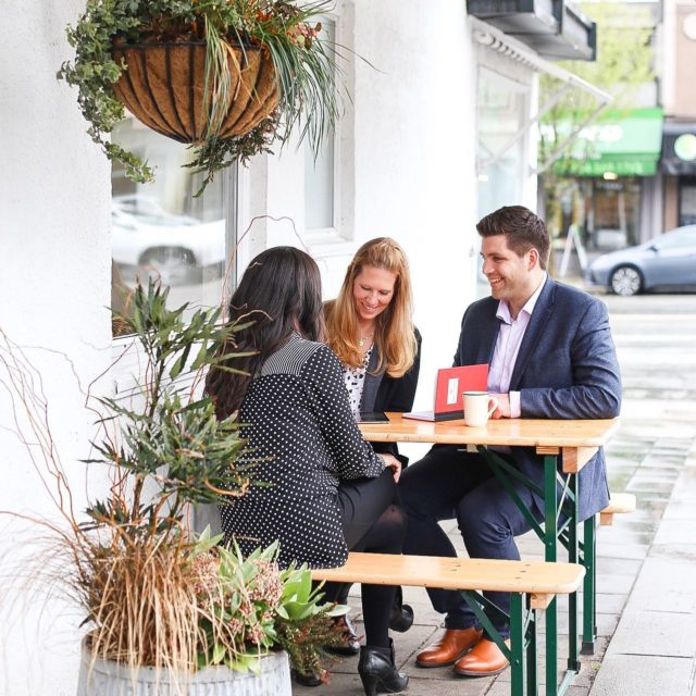 Patio season, how we miss you so! | While we patiently wait for that, keep an eye on our story and feed to be the first to know about the industry updates that matter to you. #TheResidentExperts